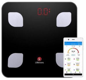 Лучшие смарт весы с анализатором жира