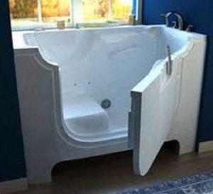 Обзор лучших ванн для инвалидов и пожилых людей