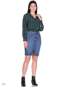 Топ 10 лучших джинсовых юбок