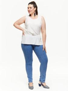 Топ 10  лучших узких джинсов больших размеров