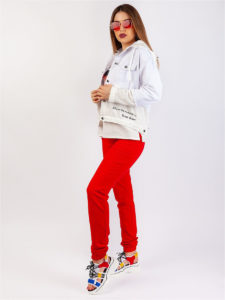 Топ 10 лучших белых женских джинсовых курток