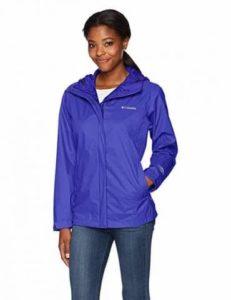 Лучшие женские  куртки-дождевики