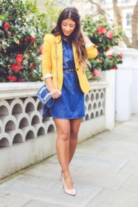Топ 10 лучших джинсовых платьев
