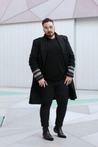 какой пиджак выбрать для мужчин большого размера