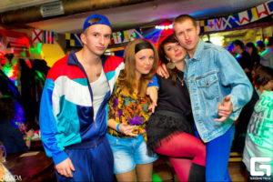 как одеться парню для вечеринки в стиле 90 х