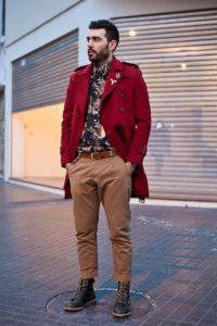 как мужчине одеваться модно