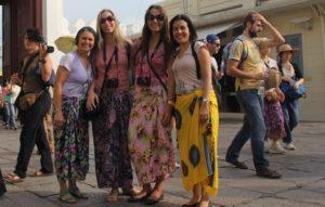 как одеваться в храм в тайланде
