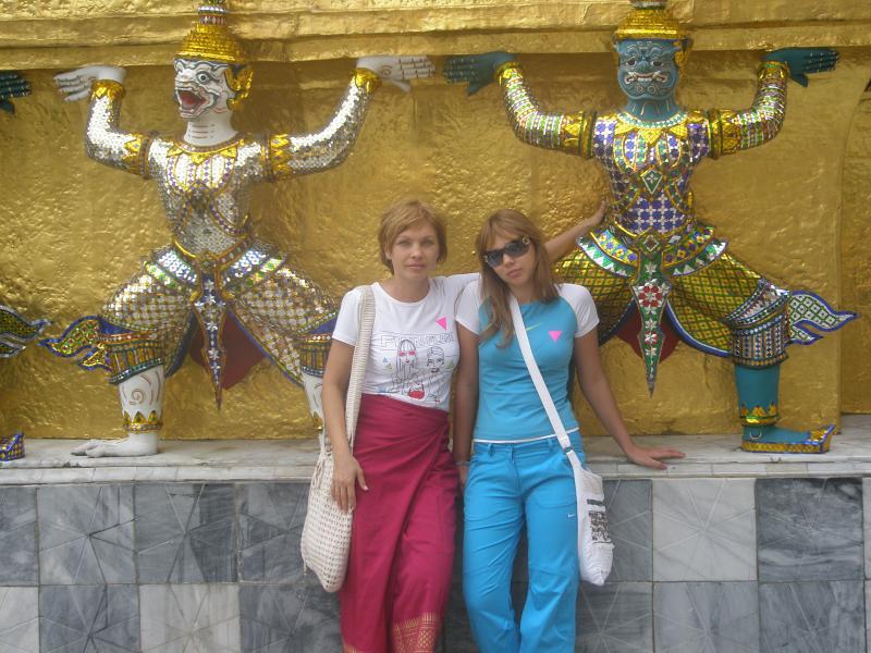как одеваются туристы в таиланде фото практически свойственна этим