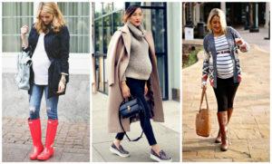 какую обувь носить беременным