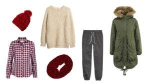 какую одежду взять в сочи зимой