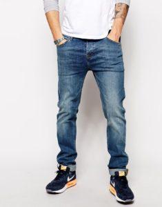 обувь под джинсы