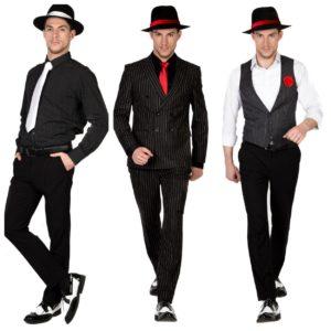 одежда для вечеринки в стиле чикаго для мужчин