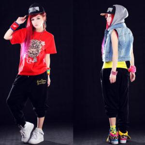 одежда в стиле хип хоп