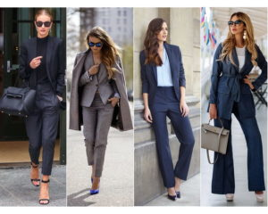 как одеться в офисном стиле