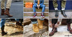 с чем носить джинсы мужские  осенью
