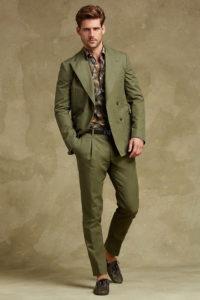 Цвет хаки в одежде: правильное сочетание с другими цветами+ 70 фото