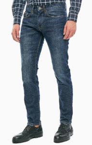 средняя посадка мужских джинсов