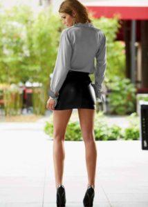 всем ли парням нравятся мини юбки на девушках