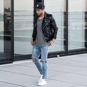 Модная одежда для парней этого сезона: стильные луки+фото
