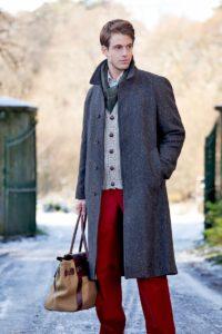 Мужские вельветовые брюки: стильные модели и расцветки