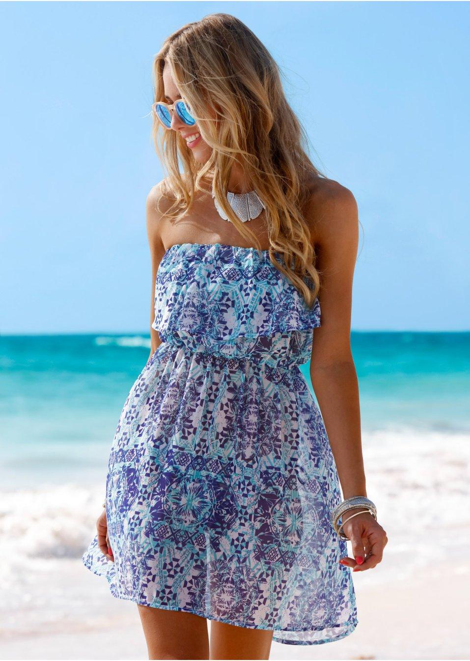 Летние платья для отдыха на море фото