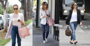 какие джинсы носить невысоким девушкам