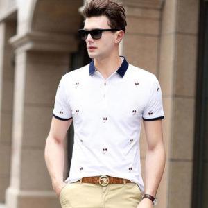 Летняя мужская рубашка-выбор фасона и ткани