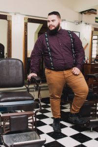 Рубашки для толстых мужчин: актуальные расцветки и фасоны