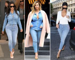 какая модель джинсов подойдет на широкие бедра