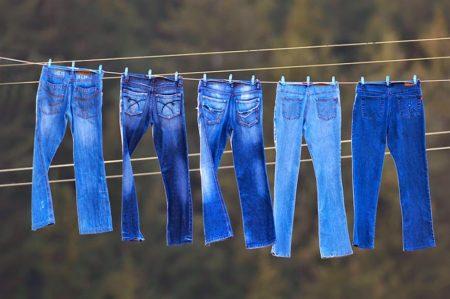 какого цвета бывают джинсы