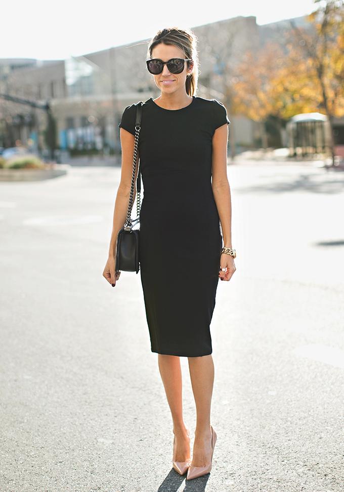 Образы С Маленьким Черным Платьем