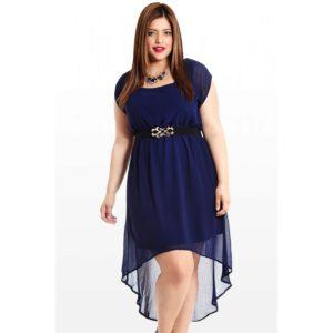 модно ли полной девушке одеть короткое платье