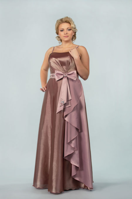 платье для полной мамы жениха