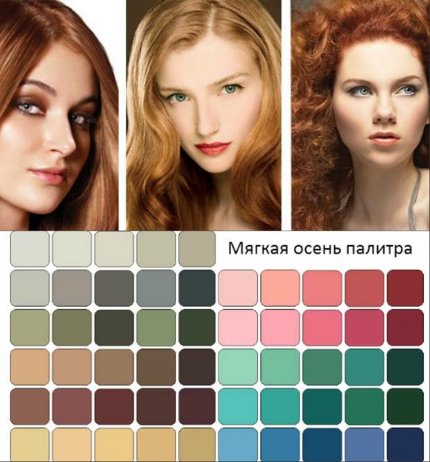 изменение угла, сочетание цвета волос с цветом одежды фото сортами