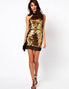 Вечерние короткие платья для девушек: фото стильных образов