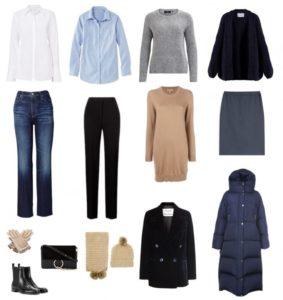 Капсульный гардероб для женщины 50 лет на каждый день: как составить