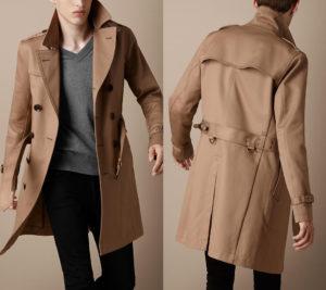 Виды мужской верхней одежды- названия мужских курток и пальто