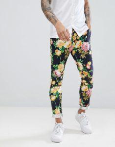 Мужская одежда с цветами:  с чем носить и как выбрать
