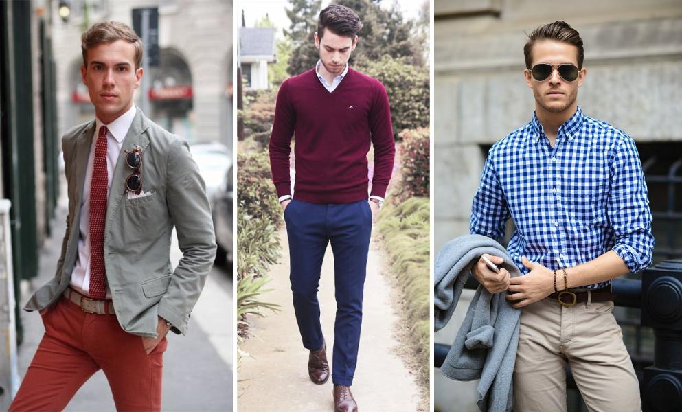 как одеваться худому мужчине фото мужу работу