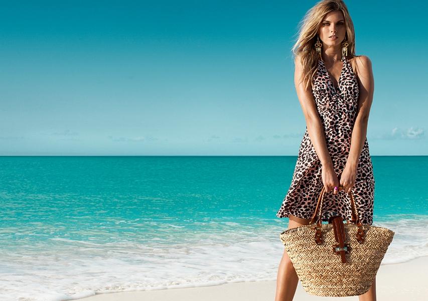 это как одеться на пляж фото зимней