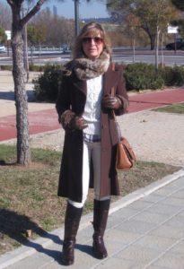 Верхняя одежда женщин 40 лет: 50 фото модных моделей