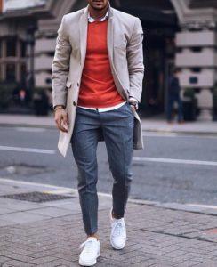 Одежда для худых парней на осень: 4 правила выбора