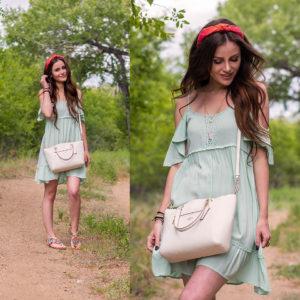 Платья в романтическом стиле-модные луки+фото