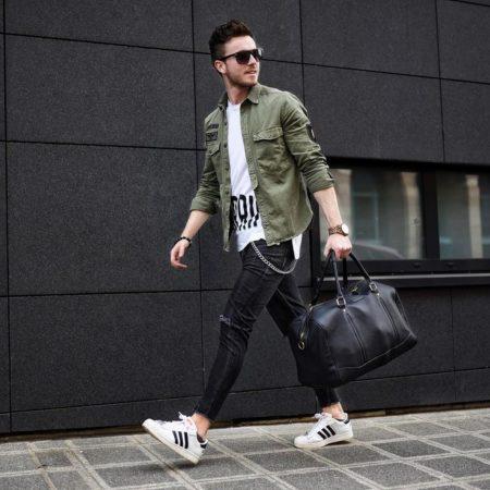 Современная одежда для парней-5 важных советов по выбору
