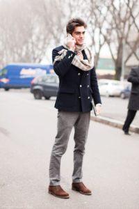 8 тенденций мужской моды осень - зима 2019- 2020