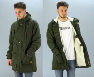 Молодежные куртки для парней на осень: варианты моделей