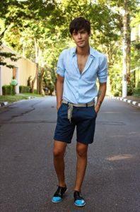 Одежда для парней 18 лет: модные образы