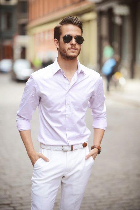 Советы по выбору повседневной одежды для парней