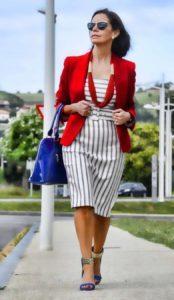 Луки одежды для женщин 40 лет+50 фото