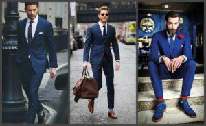 Классическая одежда для парней: модные образы+50 фото